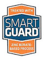 Derksen Buildings Smart Guard logo A+ Sheds and Carports San Antonio, Texas