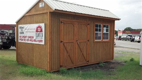 installment to monthly own your cash deluxe price sheds solutions backyard storage or cabin rent lofted